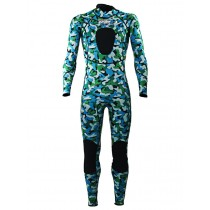 Mirage Rayzor Reversible Camouflage Mens Spearfishing Wetsuit 3mm