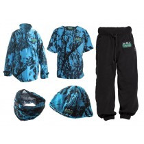 Ridgeline Kids Little Critters Pack Blue Camo