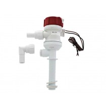 Rule Straight Thru-Hull Livewell Pump 12V