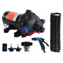Seaflo 5 Chamber Washdown Pump Kit 18.9LPM 70PSI 12v