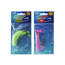 Sea Harvester Snapper Recurve Flasher Rigs