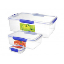 Sistema KLIP IT Sealed Rectangular Container