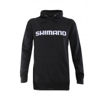 Shimano Charcoal Fleece Hoodie