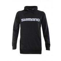 Shimano Charcoal Fleece Hoodie Large