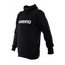 Shimano Charcoal Fleece Hoodie Medium