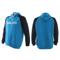 Shimano Raglan Fleece Hooded Sweater
