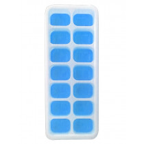 Silicone Base Ice Cube Tray with Lid