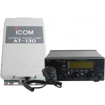 Icom IC-M710 HF SSB Radio With AT-130 Automatic Tuner Unit