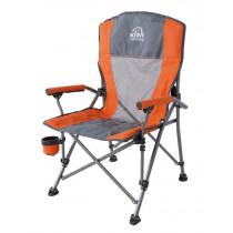 Kiwi Camping Small Fry Kids Chair Orange