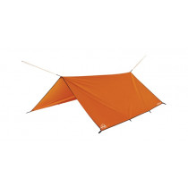 Kiwi Camping Kereru 6 Fly Tent Orange 600 x 383cm