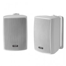 Fusion 4-inch 2-Way Marine Box Speakers 100W Pair