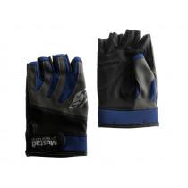 Mustad Half Finger Casting Gloves - Pair