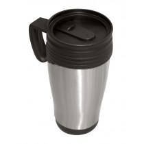 Stainless Steel Insulated Travel Mug 450ml