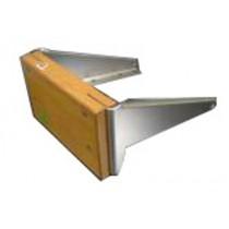 Tenob Outboard Low Fixed Platform Bracket