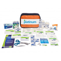 Platinum Marine 58 Piece First Aid Kit Soft Pack