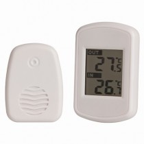 Digitech Wireless In & Out LCD Thermometer