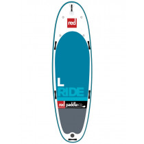 Red Paddle Co 2018 Ride L Inflatable Stand Up Paddle Board 14ft