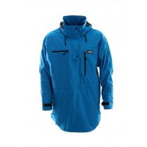 Ridgeline Mens Deluge Anorak Jacket Blue 2XL