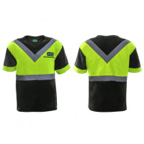 Ridgeline Hi-Viz Forestry Fleece Shirt