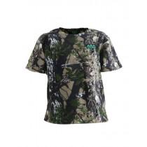 Ridgeline Classic Workmans T-Shirt Buffalo Camo