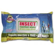 Bugz-Off Repellant Hand Wipes