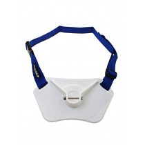 BRAID Sailfish Pro Gimbal Belt Blue/White