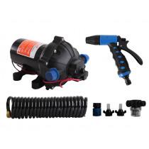 Seaflo 3 Chamber Washdown Pump Kit 3GPM 11.6LPM 12v