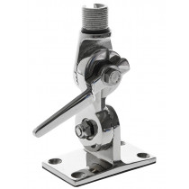 Shakespeare 4187-HD Stainless VHF Antenna Ratchet Mount