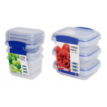 Sistema KLIP IT Sealed Container 3-Pack Small