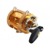 TiCA Team Gold 50WTS 2-Speed Big Game Reel