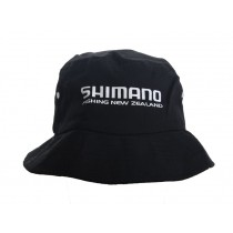 Shimano Bucket Hat Black