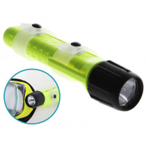 Underwater Kinetics High Intensity Q40 Xenon Dive Torch with Mask Strap
