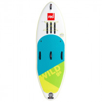 Red Paddle Co 2018 Wild 9'6'' Inflatable Stand Up Paddle Board