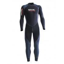 Seac Sub i-FLEX Mens 7mm Semi-Dry Wetsuit Medium