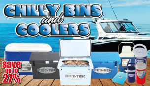 Chilly Bins and Coolers
