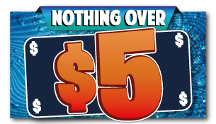 Nothing Over $5 Deals