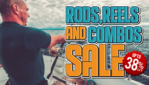 Rods, Reels and Combos