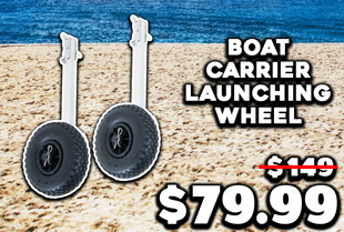 Boat Carrier Launching Wheels