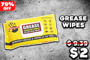 Grease Wipes