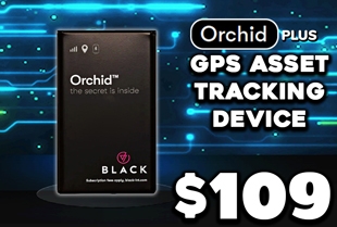 OrchidPLUS GPS Asset Tracking Device