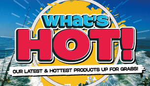 WHAT'S HOT!